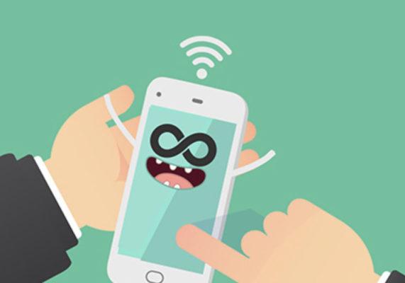 как подключить безлимитный интернет на сбермобайл