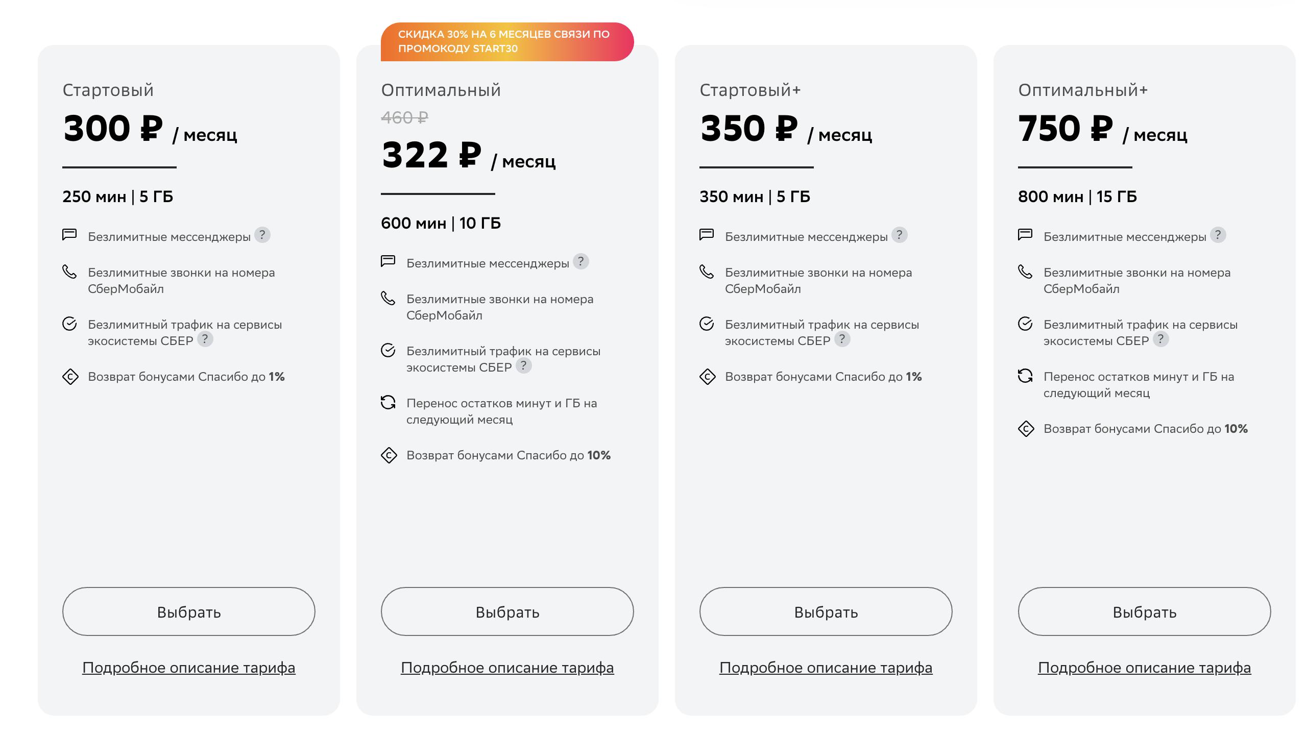 как подключить дополнительный пакет интернета на сбермобайл